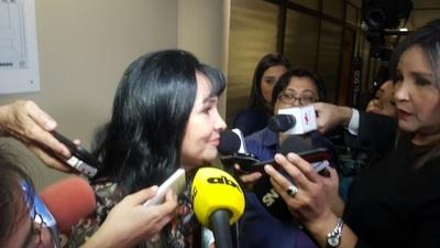 """MSP: """"Senadora Bajac tiene COVID positivo y transmitió a varios de sus contactos"""""""