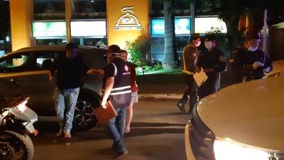 36 imputados por incumplir cuarentena sanitaria el fin de semana en Ciudad del Este