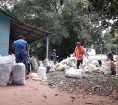 Donarán 12.000 kilos de alimentos a familias carenciadas de Asunción