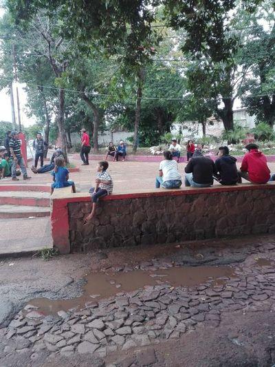 Comunidad Mby'a reclama asistencia del Estado