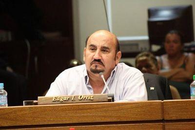 """Edgar Ortíz dice que hay """"algo raro"""" en su imputación"""