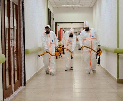 IPS entregó 2500 kits de equipos deprotección individual para el personal de blanco