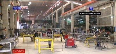 Apresuran fabricación de 200 camas hospitalarias para el sector de salud