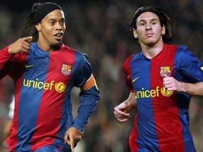 """Zambrotta recuerda el """"talento puro"""" de Messi a los 19 años en el Barcelona"""