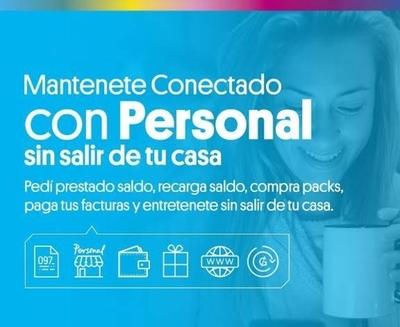 HOY / Los servicios que ofrece Personal se disfrutan desde casa