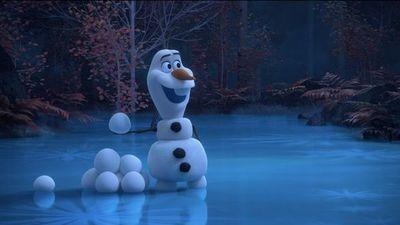 """Olaf de """"Frozen"""" será protagonista de una serie de cortos hechos en casa"""