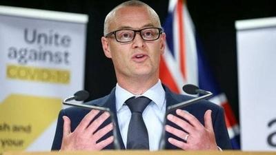 """HOY / """"Soy un idiota"""", dice ministro de Salud de Nueva Zelanda tras quebrar confinamiento"""