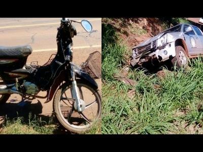 FALLECE MOTOCICLISTA INVOLUCRADO EN ACCIDENTE SOBRE RUTA VI