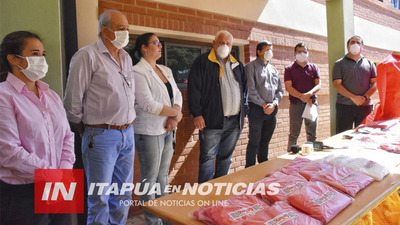 CONTINÚA EL AUTOFORTALECIMIENTO DE SALUD EN ITAPÚA.
