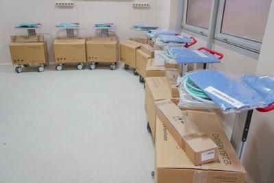 Gobierno Nacional entregó 8 respiradores al Hospital de Itauguá, de los 30 adquiridos por Itaipú