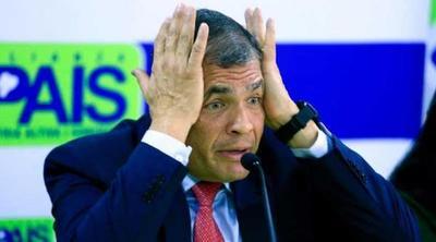 Ecuador: Justicia condena a ocho años de cárcel a expresidente Rafael Correa por corrupción
