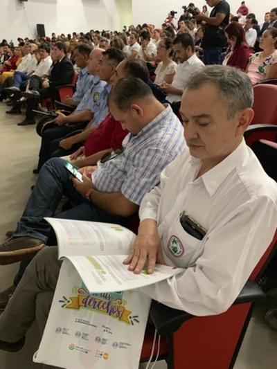 Para el 2022 buscan disminuir embarazo adolescente, violencia y abuso sexual en Caaguazú