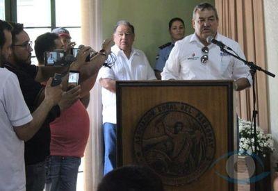"""""""Lalo"""" Gómez anuncia apoyo solidario a familias necesitadas por parte de la ARP"""