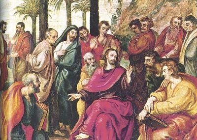 Un oído de discípulo con Dios
