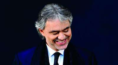Andrea Bocelli cantará al mundo por Pascua desde el Duomo de Milán