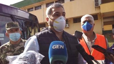 HOY / Cuarentena se prolonga por una semana más, confirma Mario Abdo