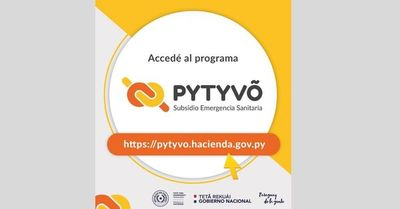 Comienza registro para subsidio a trabajadores del sector informal afectados por pandemia