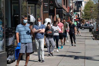 EEUU supera los 400.000 casos de coronavirus