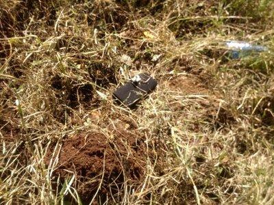 Hallan nuevamente marihuana abandonada en el penal de Itapúa