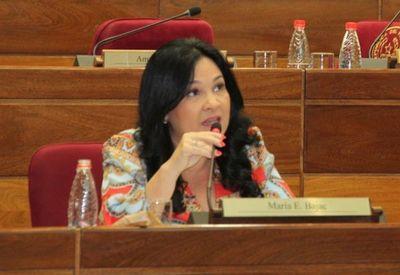 Senadores deciden tratar en sesión virtual pérdida de investidura de Bajac