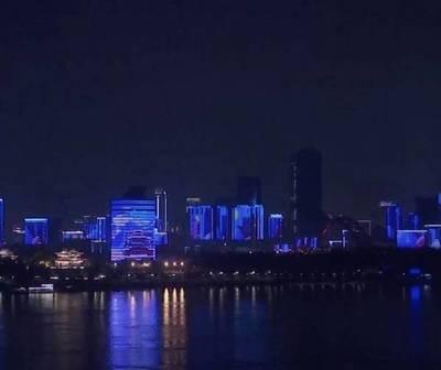 Wuhan celebra el fin de la cuarentena con show de luces