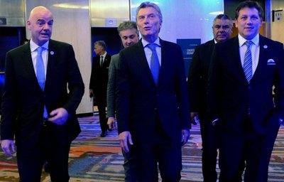 Conmebol pide a la FIFA un fondo global de ayuda