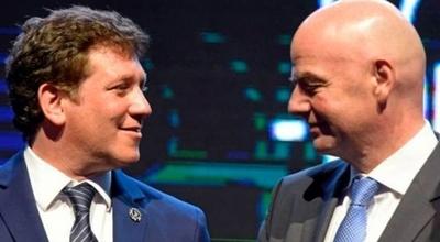 HOY / Conmebol pide a la FIFA activar fondo para el fútbol sudamericano
