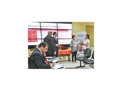 Presidencia emite circular  para reducir funcionarios en entidades del Estado