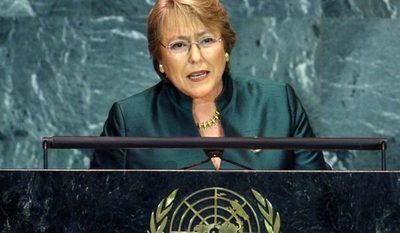 Michelle Bachelet teme que las medidas de urgencia aumenten la represión incluso tras COVID-19 – Diario TNPRESS