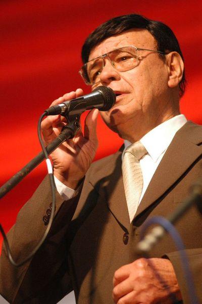 "Falleció Eduardo Rivas, ""La voz romántica del Paraguay"""