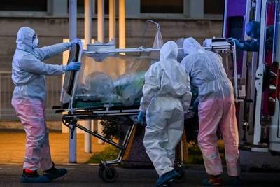 Argentina registra 69 fallecidos por coronavirus