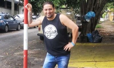 Víctor Gavilán en contra de la polución sonora