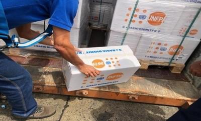 La ONU envía a Venezuela 90 toneladas de productos para luchar contra la COVID-19