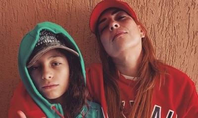 El challenge de Nathu González y su hija