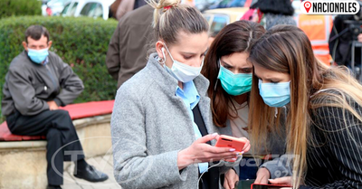 Crece cifra de jóvenes infectados por COVID-19 a nivel país