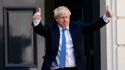 HOY / Boris Johnson abandona la unidad de cuidados intensivos