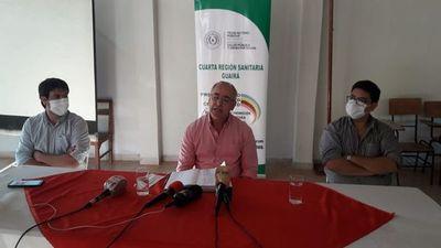Primer caso de conoravirus en Guairá