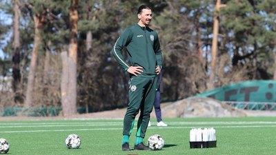 Ibrahimović entrena en un club de la Primera de Suecia