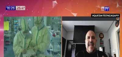 Neumólogo pide diferenciar cuadros respiratorios del covid-19