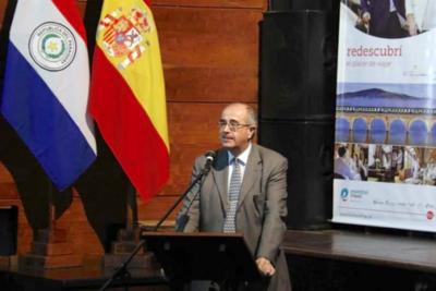 Embajada de España en Paraguay cierra su sede ante caso de COVID-19