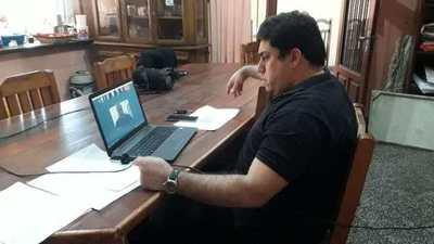 A través de sesión virtual, la Junta de Luque aprobó descuento de salarios •