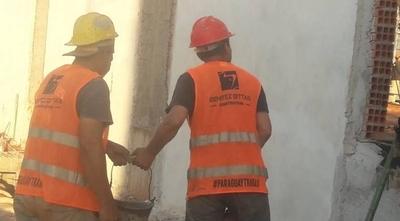 HOY / Sector construcción prevé reactivación de vacancias desde este lunes