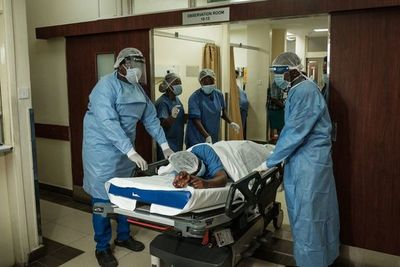 Los hombres obesos, víctimas muy frecuentes del coronavirus