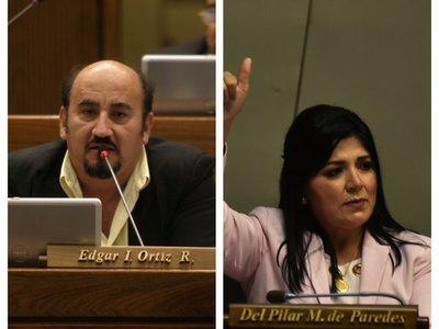 Desafuero de los diputados Medina y Ortiz se tratará al culminar la cuarentena