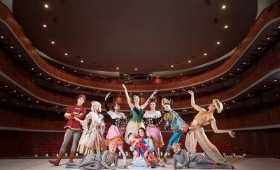 """HOY / """"El Cascanueces"""": Puesta del Ballet Municipal Asunción, a través de Facebook"""