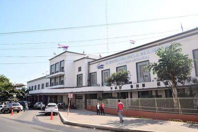 Aduanas donó alimentos al municipio de Mariano Roque Alonso