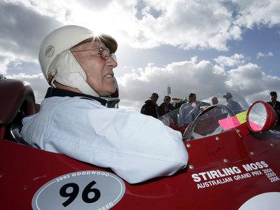 El expiloto de Fórmula 1, Stirling Moss, muere a los 90 años