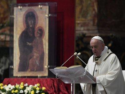 Papa insta a la  tregua mundial y a perdonar  la deuda de  países pobres