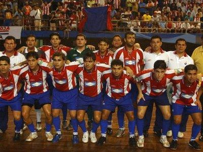 Fútbol de salón: Mundial y título en casa