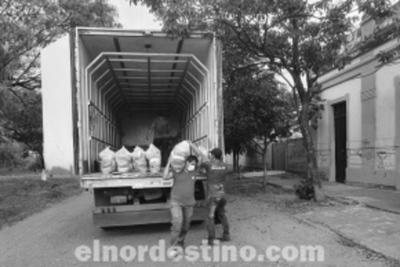 Blanca Nieves SA inicia entrega de kits de alimentos para catorce mil escolares en el departamento de Concepción